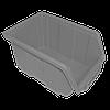 Контейнер облегченный малый 170х110х75 мм Металлик