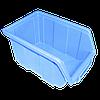 Контейнер облегченный малый 170х110х75 мм Синий