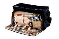 Набор для барбекю Bergner сумка-холодильник + 11 предметов