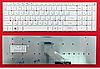 Клавиатура для ноутбука Acer 5755 5830 5955 E1-510 E1-522 E1-530 E1-570 E5-521 V3-551 V5-561раскладка RU белый