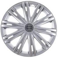 Колпаки на колеса диски для дисков R16 серые выпуклые Газель колпак K0300