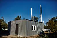 Модульные котельные установки ENERGY200 (0.1-3.0МВт) Топливо: пеллета из шелухи семечки