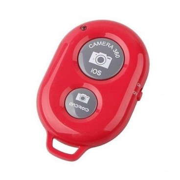 Bluetooth пульт ДУ для смартфона красный