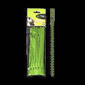 Хомуты (стяжки) регулируемые160 мм набор 50 шт.
