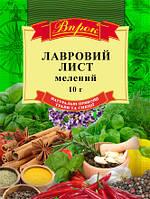 """Лавровый лист молотый 10 г  ТМ """"Впрок"""""""