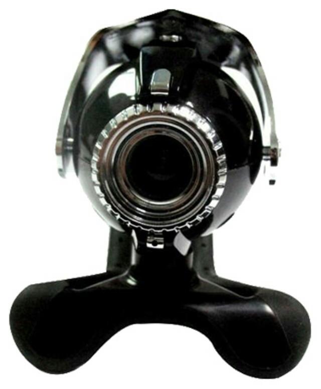 Веб-камера Gembird CAM67U, USB 2.0 интерфейс, 1.3M пик, встроенный микрофон