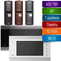Комплект WiFi видеодомофона  Arny AVD-720M+AVP-05