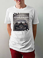 "Мужская футболка ""Drag racing"""