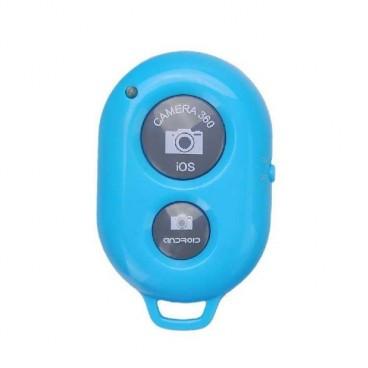 Bluetooth пульт ДУ для смартфона синий