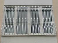 Решётка кованая на окна, фото 1