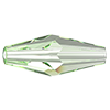 Хрустальные бусины Oat Preciosa (Чехия)  15х6 мм, Crystal Light Green