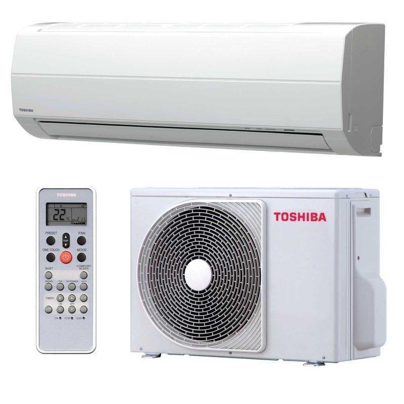 Настенный кондиционер Toshiba RAS-18SKHP-ES/RAS-18S2AH-ES