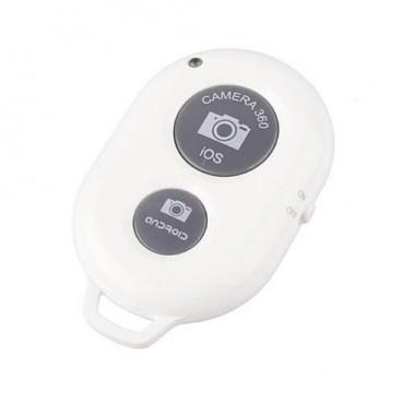 Bluetooth пульт ДУ для смартфона белый