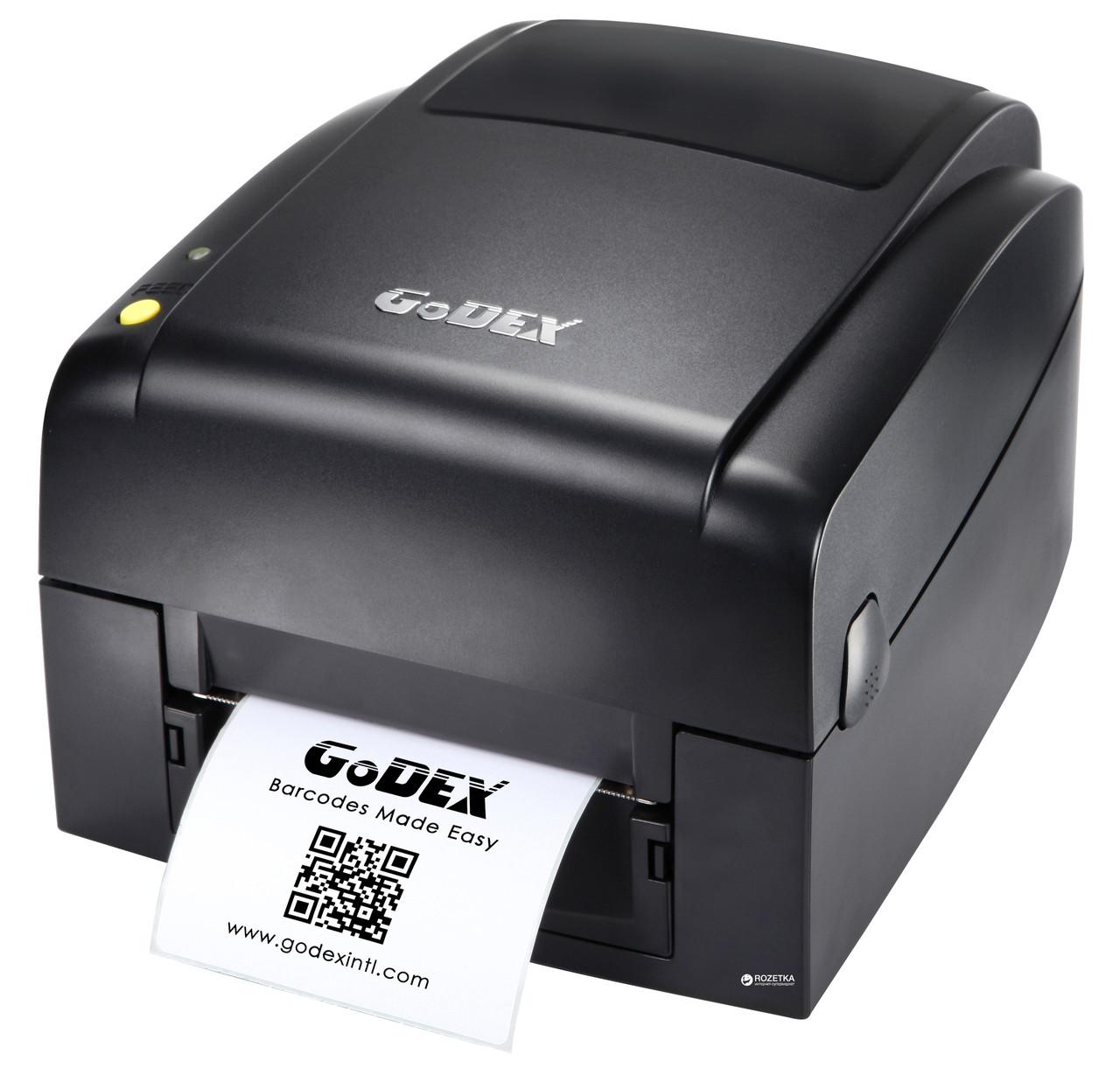 """Godex 120 - термотрансферный принтер этикеток - ТОВ""""Форнит"""" интернет магазин в Киеве"""