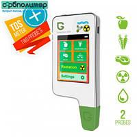 GreenTest ECO 5 Дозиметр, Нитрат-Тестер и Измеритель жесткости воды
