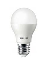 Светодиодная лампа Philips  LEDBulb A60 10.5W E27 3000K 230V