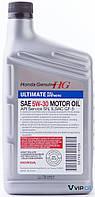 """Honda 087989039 Масло моторное синтетическое """"HG Ultimate 5W-30"""""""