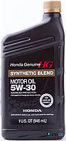 "Honda 087989034 Масло моторное полусинтетическое ""Synthetic Blend 5W-30"""