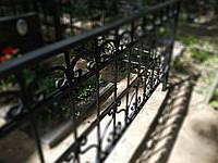 Кованые оградки для могил, фото 1