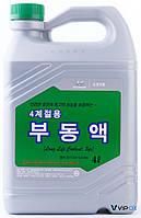 "Hyundai/Kia 0710000400 Антифриз концентрат ""Long Life Coolant -40"" 4 л."