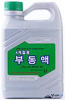 "Hyundai/Kia 0710000200 Антифриз концентрат Hyundai/Kia ""Long Life Coolant"" 2 л."