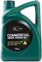 "Hyundai/Kia 05200484A0 Масло моторное полусинтетическое ""Commercial Diesel 10W40"" 4 л."