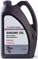 """Mitsubishi MZ320364 Масло моторное синтетическое """"Mitsubishi Engine Oil 5W-30"""" 4л."""