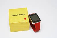 Умные часы телефон Smart Watch A1 c SIM картой Red