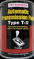 "Toyota 0888681016 Масло трансмиссионное Toyota ""ATF TYPE T-4"", 1л"