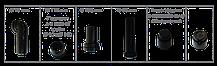 Інсталяція для підвісного унітазу з круглою кнопкою, фото 2