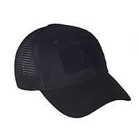Полегшена літня тактична кепка BLACK