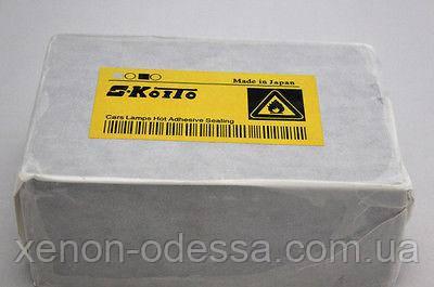Герметик для фар KOITO профессиональный (серый) / KOITO Hot Melt professional (gray)