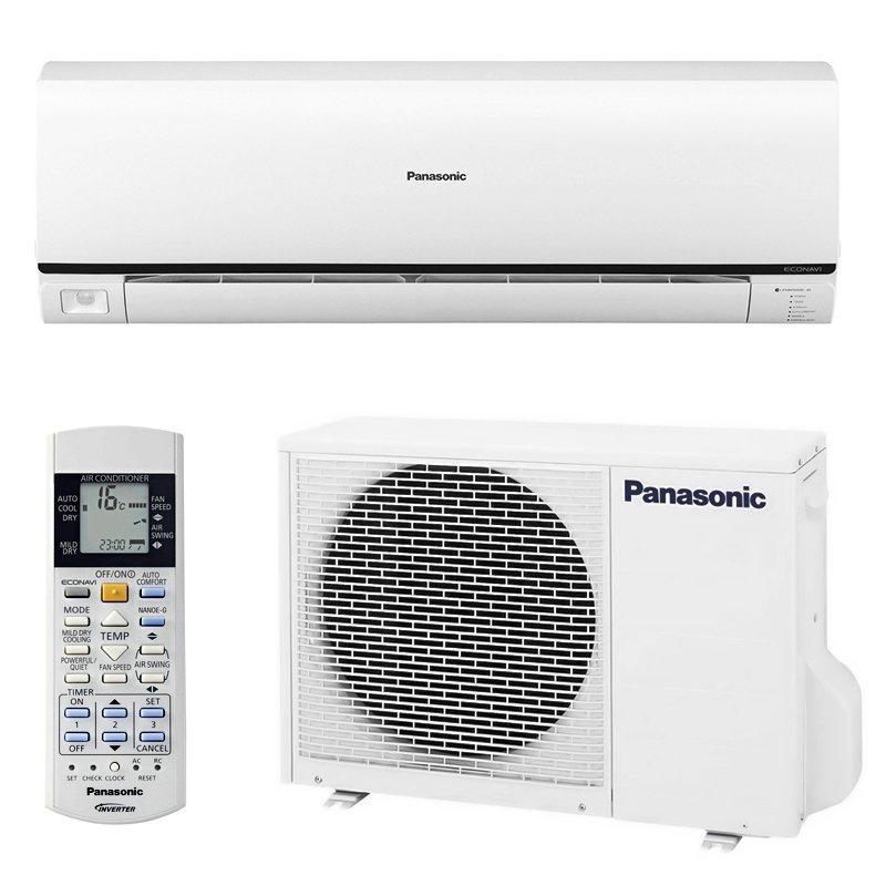 Настінний кондиціонер Panasonic Deluxe CS-W18NKD/CU-W18NKD