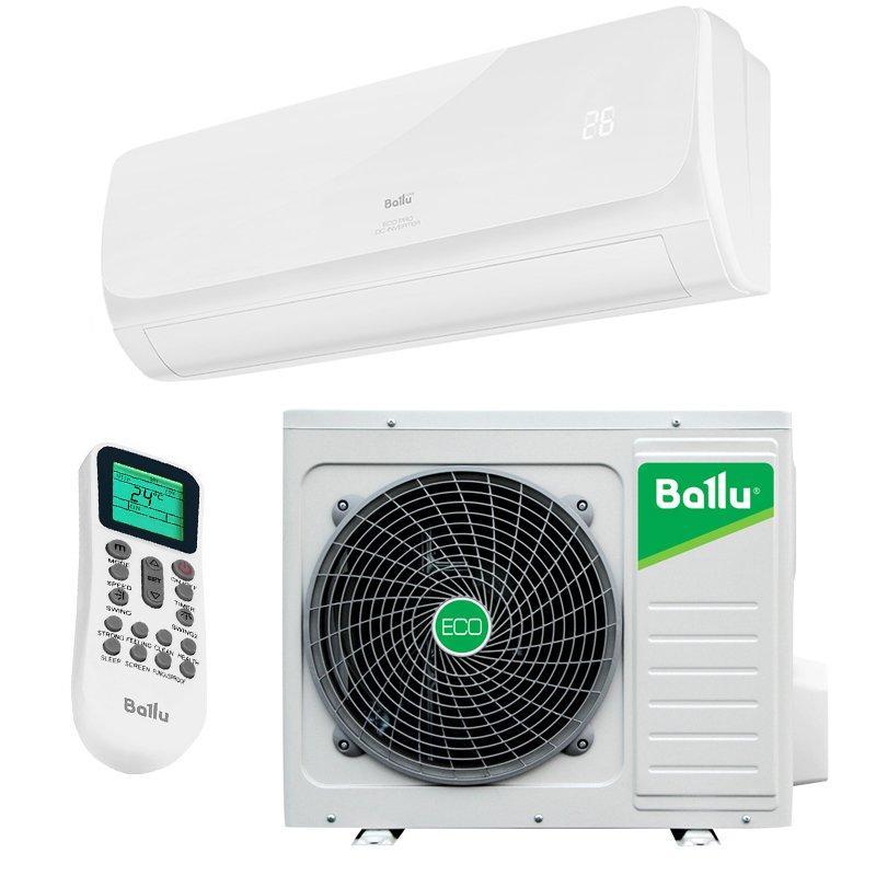 Настінний кондиціонер Ballu BSWI-09HN1/EP