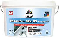 Fassaden Mix B3 Transparent фасадная краска для компьютерной колеровки (база 3) 10 л