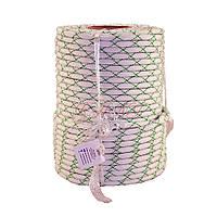 Шнур полиамидный Ø10 мм статическая веревка класс 48