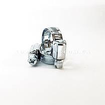 Хомуты червячные «Nova» Tork® 19-26 мм, фото 3