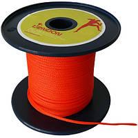 Веревка Tendon 3 mm плавающая оранж