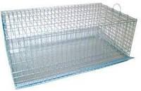 Клетка для перепелов Цинк (330/590/235) Лори