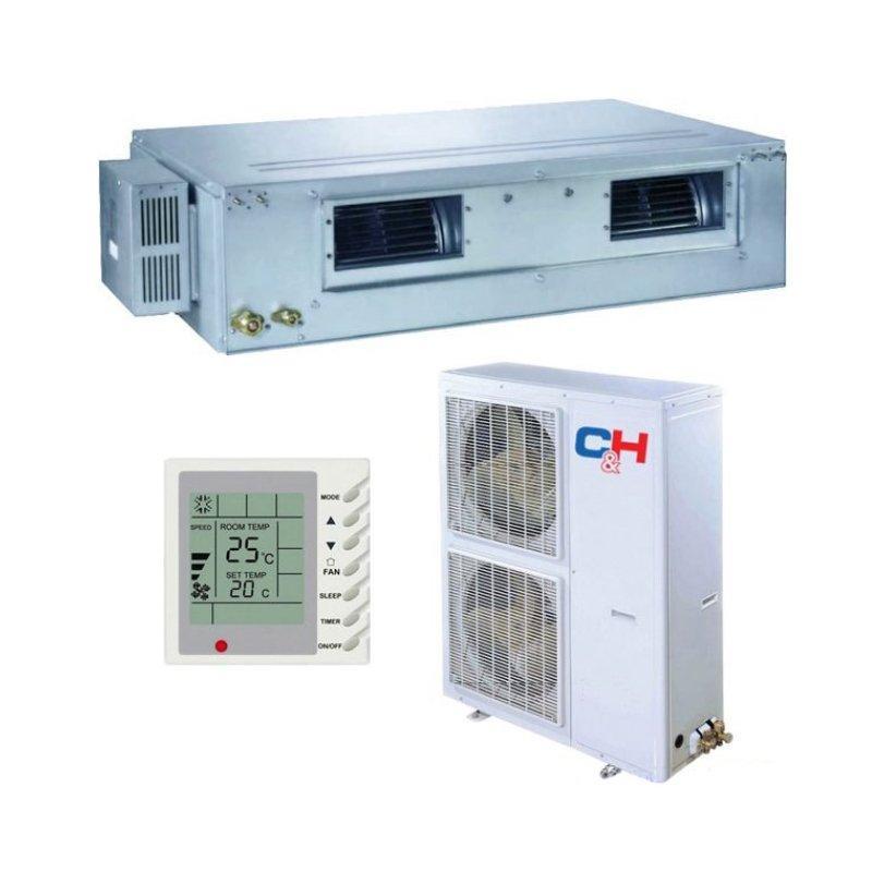 Канальний кондиціонер Cooper&Hunter CH-D18NK2/CH-U18NK2