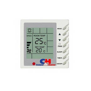 Канальний кондиціонер Cooper&Hunter CH-D18NK2/CH-U18NK2, фото 2