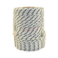Шнур полиамидный Ø10 мм статическая веревка класс ЕВРО