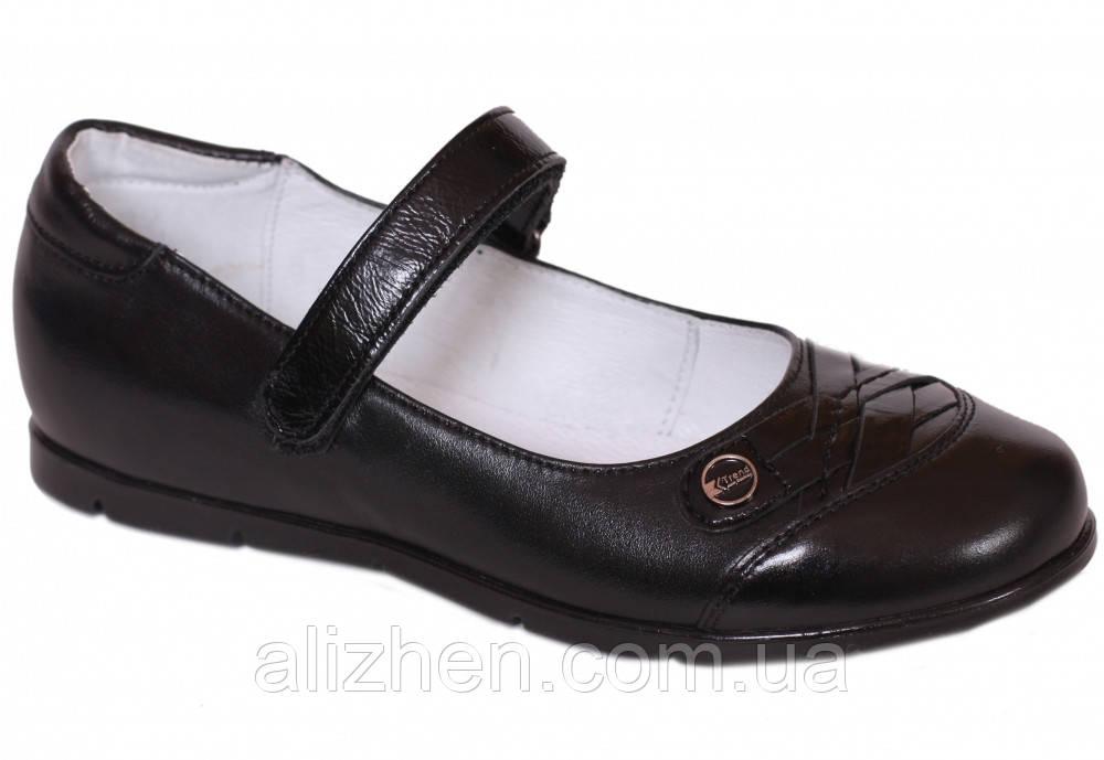 9a78e9456 Туфли школьные кожаные детские подростковые для девочки тм Каприз Украина  р. 31 32 33 34