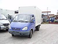 Промтоварный фургон удлиненный ГАЗ 3302