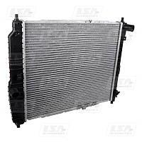 Радиатор AVEO 1.5 8V LA 96536523-48  LSA