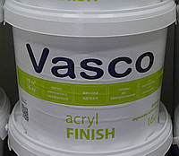 Шпаклевка Acryl FINISH Vasco, 16кг