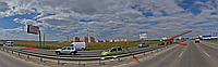 Участок на фасаде Овидиопольского шоссе, фото 1