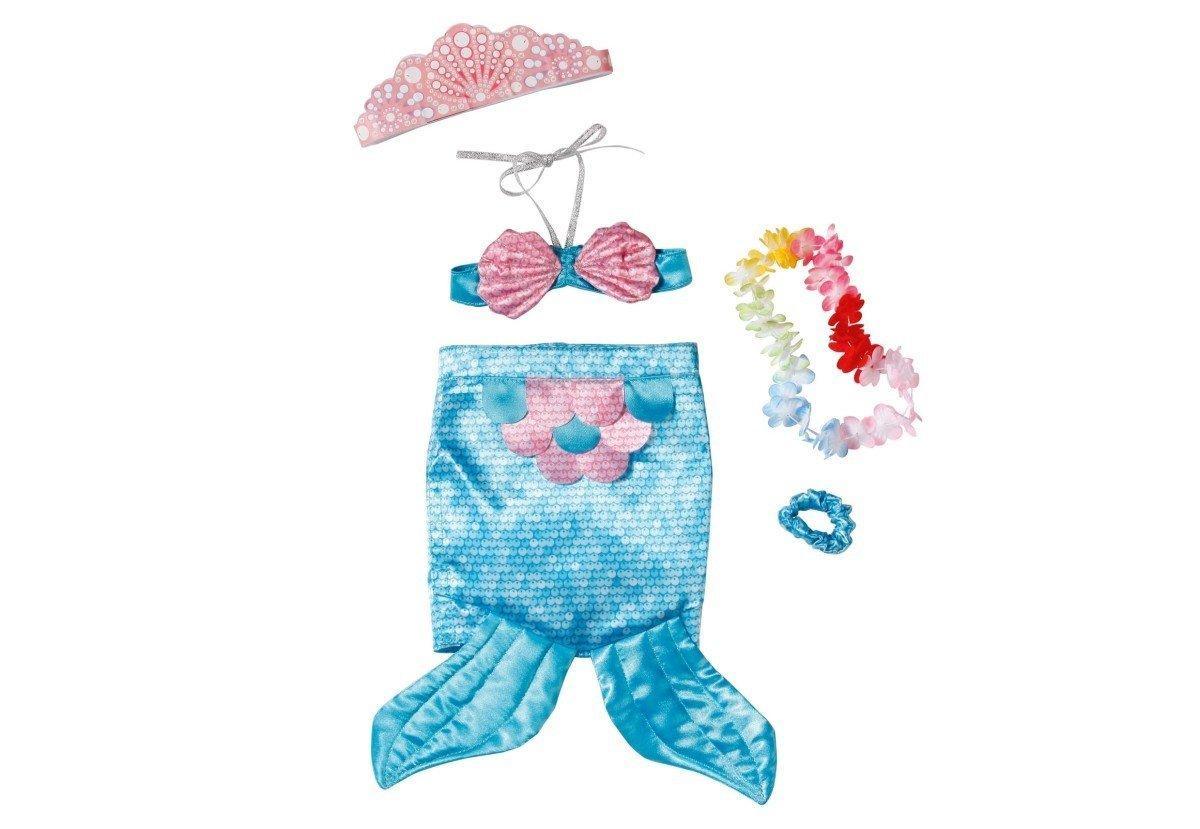 Одежда для кукол Беби Борн костюм Русалка Baby Born Zapf Creation 819920