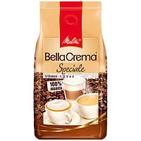 Melitta BellaCrema Speciale кофе в зернах 1 кг