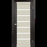 Дверь межкомнатная PORTO COMBI COLORE венге сатин белый